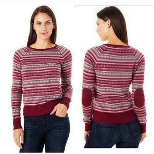 NWT G.H. Bass elbow patch sweater size XXL